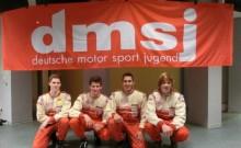 Die vier Fahrer des dmsj 2014 stehen fest